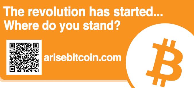 Bitcoin, la revolución ha empezado